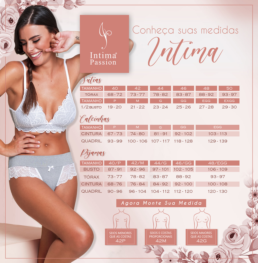 a5212582a Intima Passion Lingerie